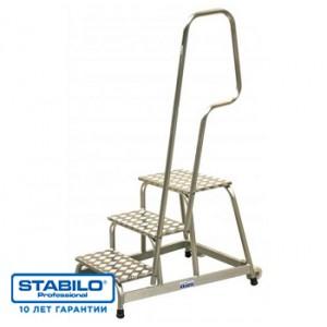 Передвижная монтажная подставка, 4 ступ, серии STABILO 805096