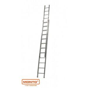 Двухсекционная лестница FABILO 2 х 15 серии MONTO