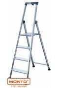 Лестница-стремянка SOLIDO 4 ступ. h-2.85 серии MONTO