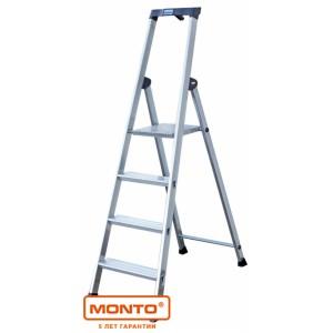 Лестница-стремянка SOLIDO 6 ступ. h-3.30 серии MONTO