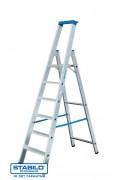 Лестница-стремянка STABILO 4 ступ. рабочая высота-2.95