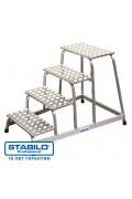 Монтажная подставка, 4 ступ, серии STABILO 805041