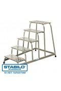 Монтажная подставка, 5 ступ, серии STABILO 805058